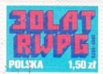 Sellos de Europa - Polonia -  RWPG 1949-1979