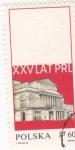 Stamps Poland -  XXV LAT PRL