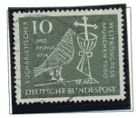 Stamps Germany -  37º congreso Eucaristico internacional en Munich