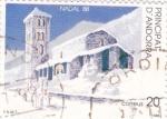 Sellos de Europa - Andorra -  NADAL -88