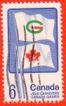 Stamps Canada -  Canada Games