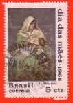 Stamps : America : Brazil :  Dia de las Madres