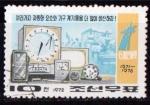 Sellos del Mundo : Asia : Corea_del_norte : relojes