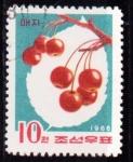 Sellos del Mundo : Asia : Corea_del_norte : Frutas