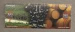 Sellos de Europa - Portugal -  100 Aniv Denominación Origen Vinos
