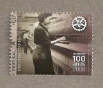 Stamps Portugal -  100 Aniv Complejo Industrial CUF