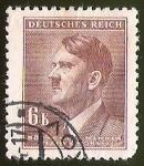 Stamps Germany -  FREIM AUSGABE HITLER