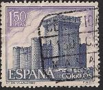 Stamps Spain -  Castillos de España   2/5