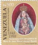 Sellos de America - Venezuela -  Nuestra señora  de los Ángeles