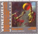 Stamps Venezuela -  XVIII juegos deportivos centroamericanos y del Caribe-Maracaibo