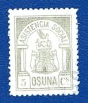 Stamps Spain -  sobretasa - Osuna (Sevilla)