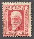 Sellos de Europa - España -  Pablo Iglesias
