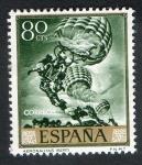 Sellos de Europa - Espa�a -  1713- Jos� M� Sert.