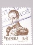 Stamps Venezuela -  Simón Bolivar
