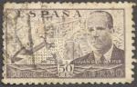 Stamps Spain -  Juán de la Cierva