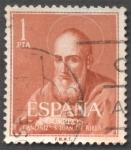 Sellos de Europa - España -  Canonizacion del Beato Juan de Rivera