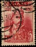 Stamps Greece -  Centenario de la independencia de Grecia. Th. Kolokotronis. 1930.