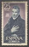 Stamps Spain -  Personajes Españoles. Beato Juan de Avila