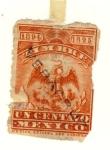 Sellos de America - México -  Edicion 1894