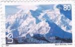 Sellos del Mundo : America : Estados_Unidos : montaña de Mckinley-Alaska