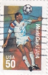 Stamps United States -  Mundial-USA-94