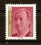 Sellos de Europa - España -  Juan Carlos I.