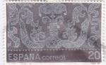 Stamps Spain -  artesanía española-encajes
