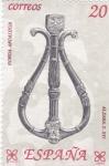 Stamps Spain -  artesanía española-Hierro