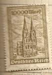 Sellos de Europa - Alemania -  Iglesia
