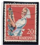 Stamps Germany -  Vendimiadora