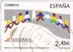 Stamps Spain -  200 años independencias iberoamericanas