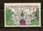 Sellos del Mundo : Europa : Francia :  Territorios Franceses de Ultramar.