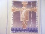 Sellos del Mundo : America : San_Marino : cristo