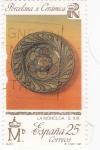 Stamps Spain -  porcelana y cerámica