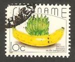 Stamps America - Suriname -  1088 - Banana, Musa sapientum