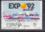 Sellos de Europa - España -  E2875 Expo92 (479)