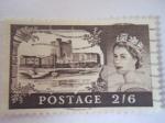 Stamps United Kingdom -  postage