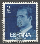 Stamps : Europe : Spain :  S.M.Don Juan Carlos I