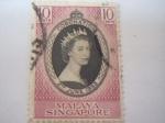 Stamps Africa - Mali -  malaya