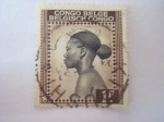 Stamps Republic of the Congo -  africa