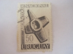 Stamps Uruguay -  arqueologia