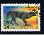 Sellos del Mundo : Africa : Madagascar : Cannis Lupus