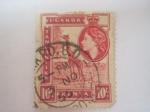 Stamps Africa - Uganda -  uganda, tanganika, kenya