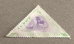Stamps of the world : Lundy :  Un pony de Lundy gana en Fremington
