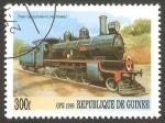 Sellos de Africa - Guinea -  Tren Australiano