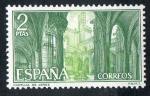 Sellos de Europa - España -  1762- Cartuja de Santa María de la Defensión. Claustro gótico.