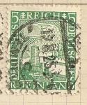 Sellos de Europa - Alemania -  Renania