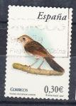 Sellos del Mundo : Europa : España : E4303 Ruiseñor (497)