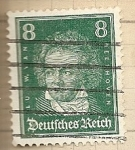Stamps Germany -  Beethoven