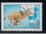 Sellos del Mundo : Europa : Hungría : Nagy kudu